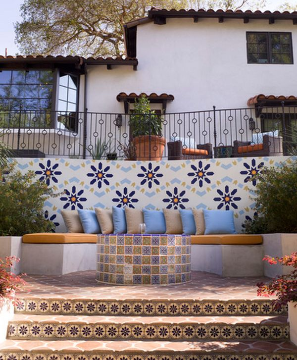 Spanish Style Decorating Ideas: Home Decorating Ideas