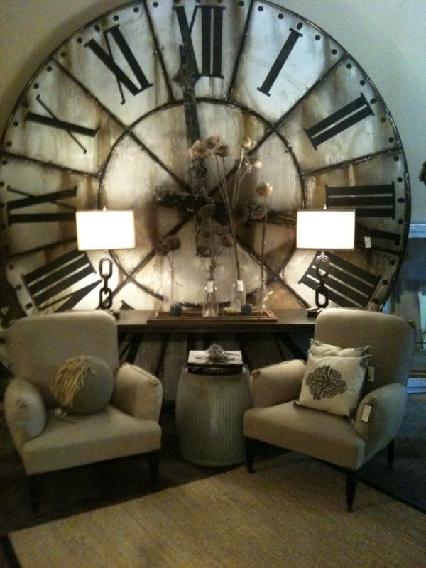 Decorating With Clocks Its Time To Reinvent Your Home