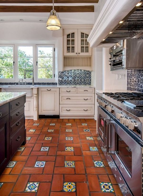 spanish kitchen tiles home decorating ideas the style 2418