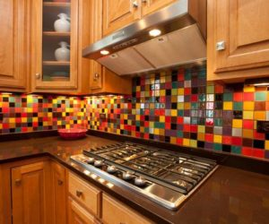 8 Ways To Add Color To Your Kitchen On A Budget
