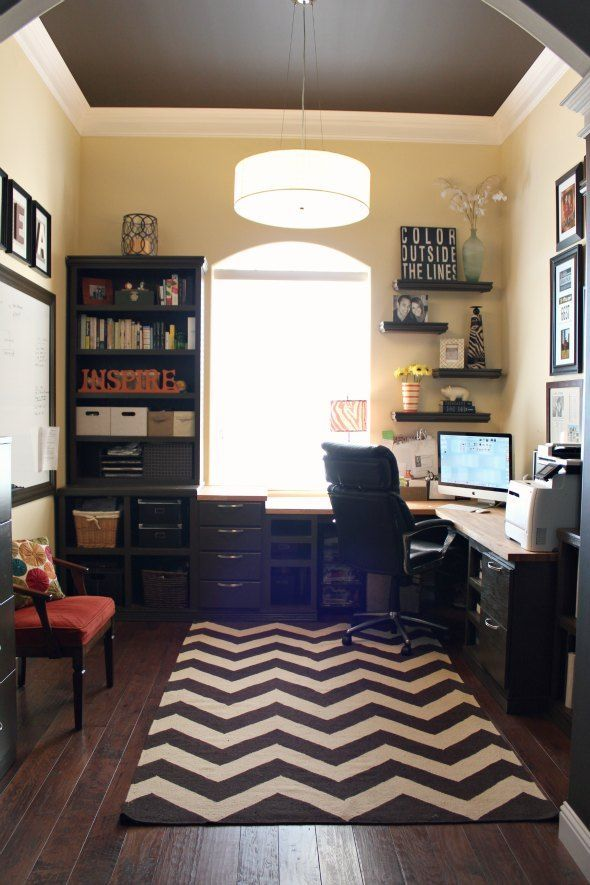 11 simple office decorating tips to help increase your productivity rh homedit com