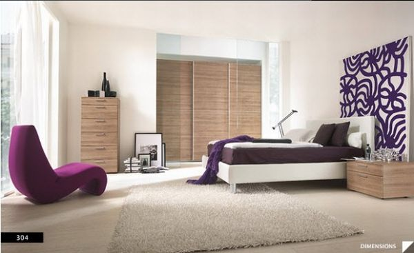 Beautiful And Modern Bedrooms Design Ideas