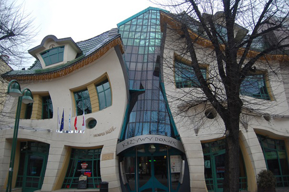 15 Unusual Buildings Around The World Idea