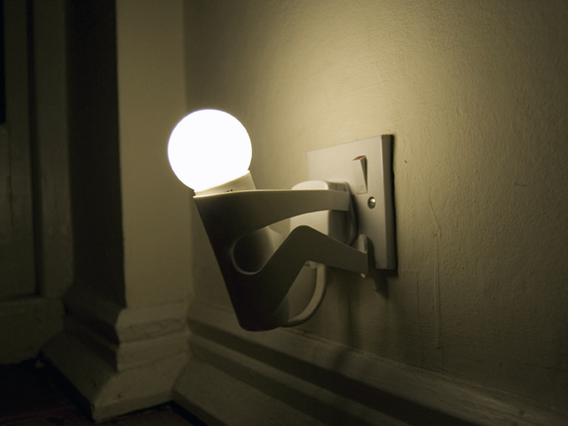 The Martyr Lamp An Energy Saver Project