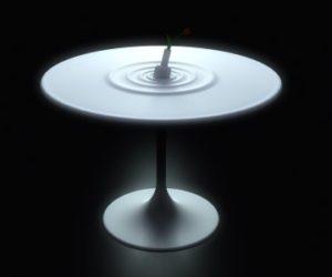 Hope Table by Rafael Morgan