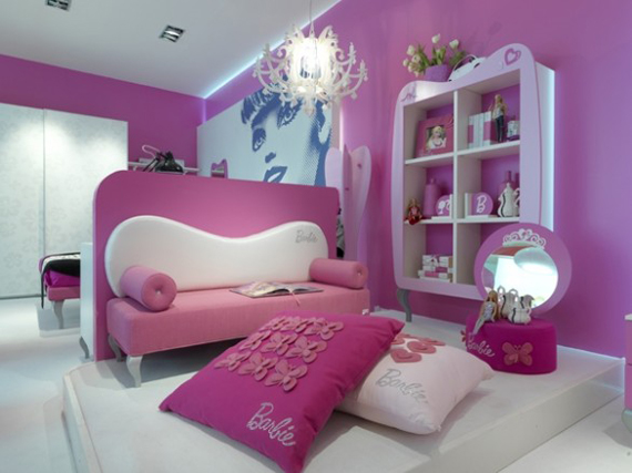 Barbie themed hotel rooms for Poster londra ikea