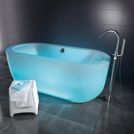 Colored Bathtubs