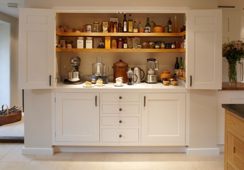 Beau A Cupboard Pantry. View In Gallery