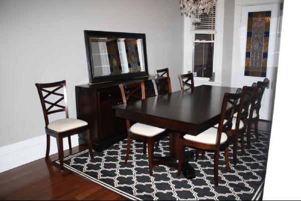 Beau How To Choose The Perfect Area Rug For Your Dining Room