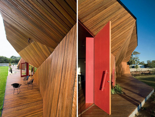 Letterbox House In Blairgowrie Australia - Letterbox-house-in-blairgowrie-australia