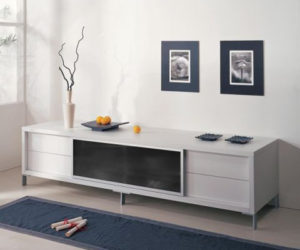Contemporary 76″ Lexington TV Stand