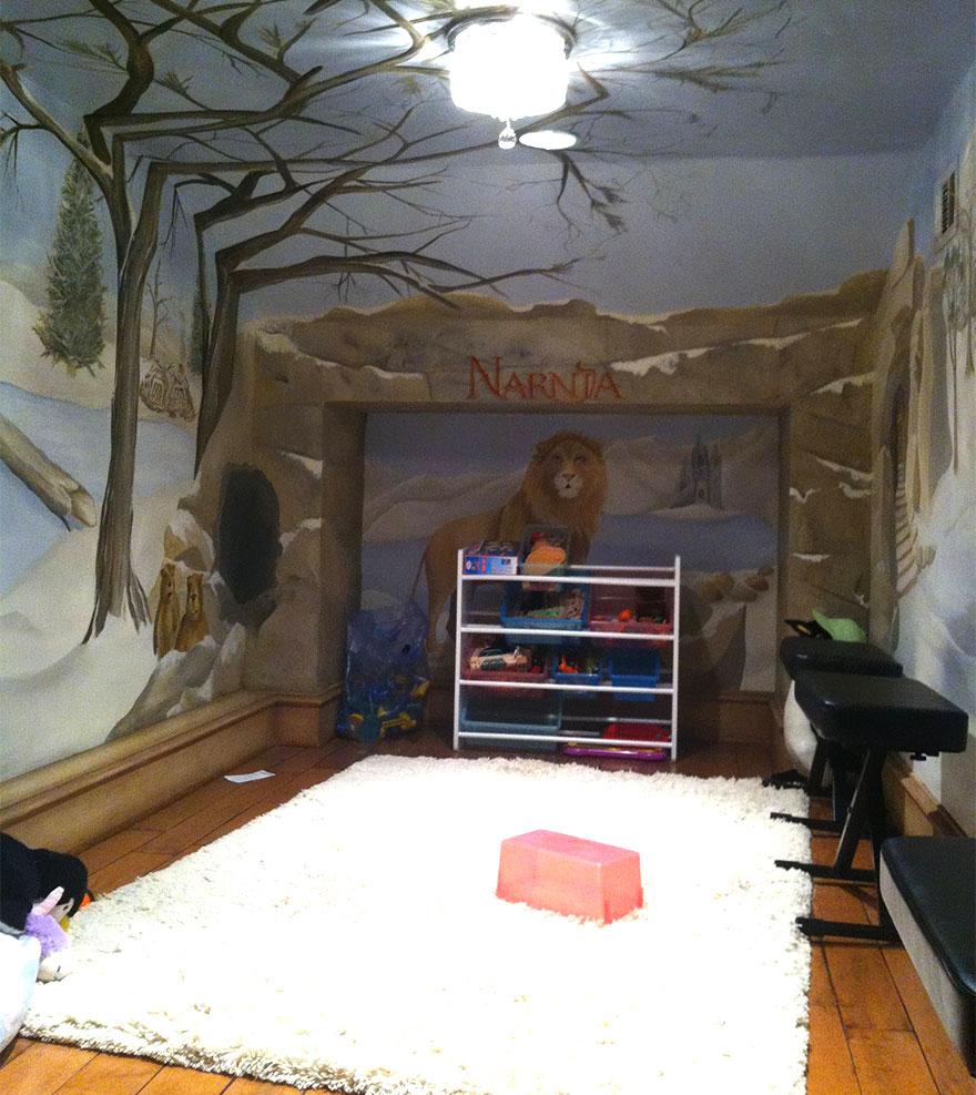 5 Fun Themes That Turn Kids\u0027 Bedrooms Into Wonderlands