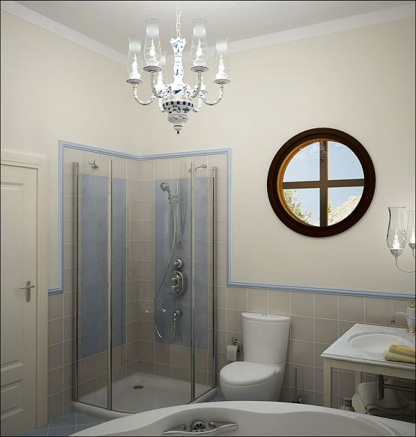 17 small bathroom ideas pictures for Bathroom tile designs 2012