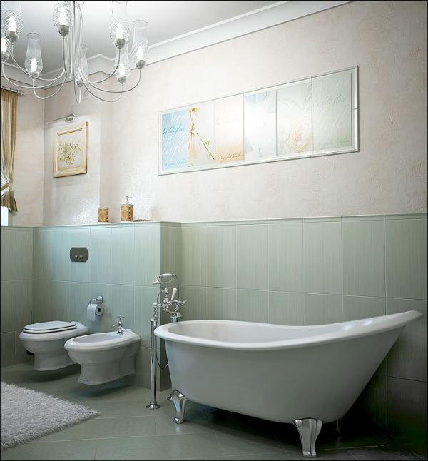 17 small bathroom ideas pictures for Small bathroom ideas with tub