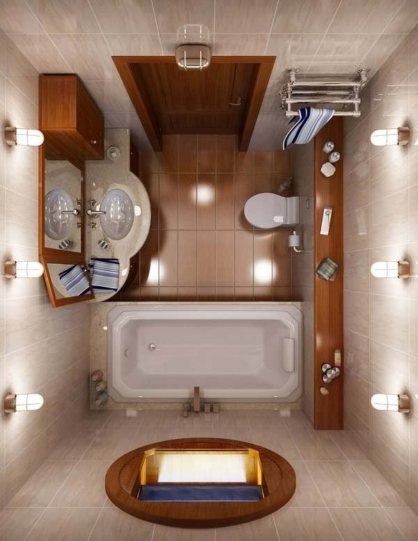 Small Bathroom Room Design 17 small bathroom ideas pictures