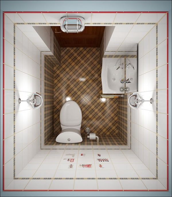 17 Small Bathroom Ideas Pictures - Small-bathroom-design