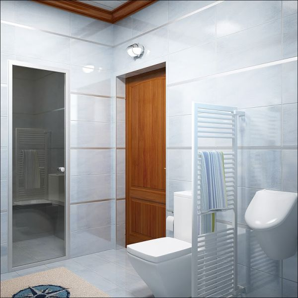 view in gallery - Bathroom Design Ideas For Small Rooms