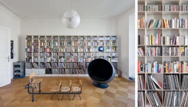 Wilhelminian Apartment in Berlin