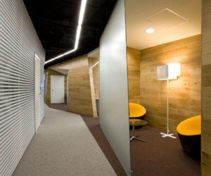 Yandex internet company office by Za Bor Architects