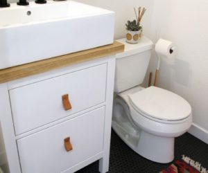 ... How To Decorate A Tiny Bathroom On A Budget