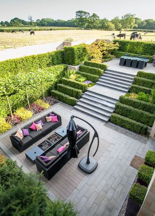 Terraced Gardens   How To Take Beauty To The Next Level
