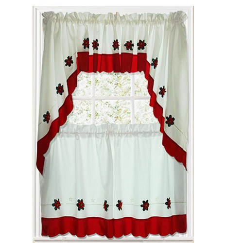 Marvelous Christmas Curtains Part 17