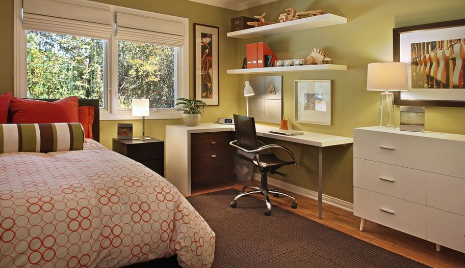 small bedroom study ideas how to turn a room into a study space without stripping 17207