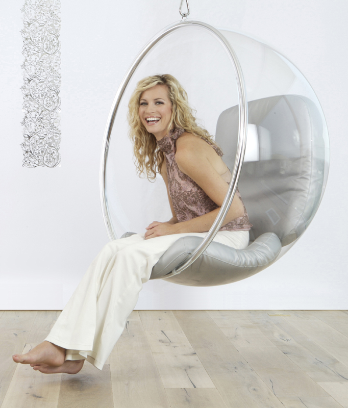 Hanging Bubble Chair