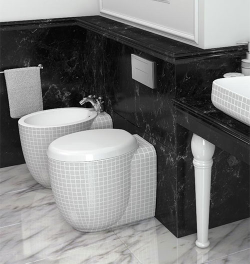 Amazing Toilets And Bidets Collection From Stile Amazing Design