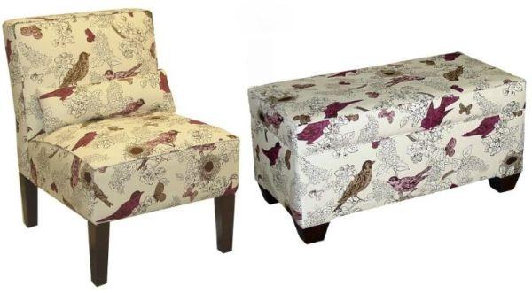 Strange Shop Slate Grey Tufted Upholstered Storage Bench Ottoman On Inzonedesignstudio Interior Chair Design Inzonedesignstudiocom
