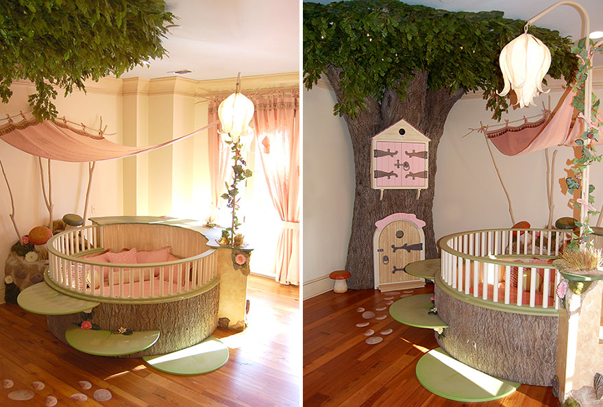 decor ideas bedrooms pictures - 5 Fun Themes That Turn Kids Bedrooms Into Wonderlands