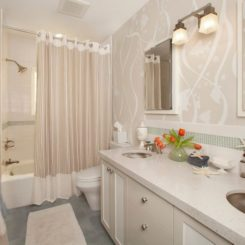 Beau Different Types Of Shower Curtains You Can Use