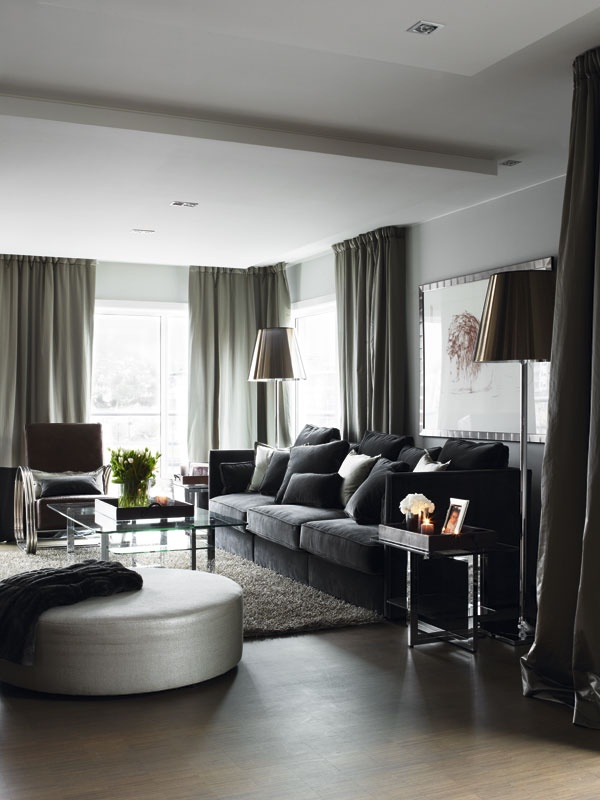 How To Make A Living Room Look Larger?