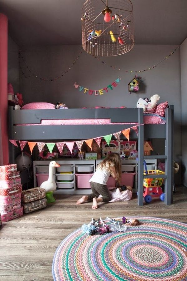 How To Choose The Right Colors For The Kids' Rooms