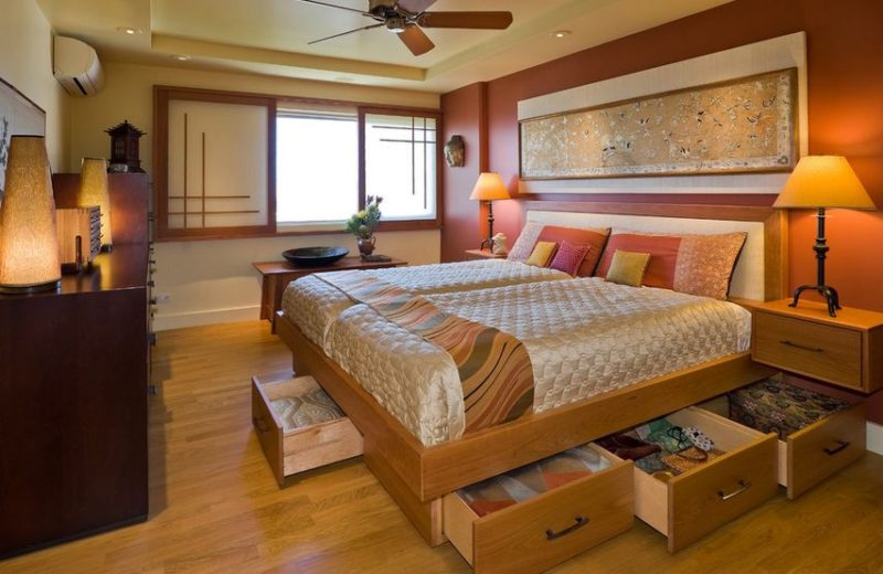 How To Create More Storage Space In The Bedroom