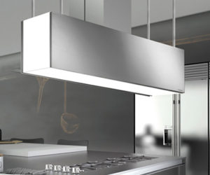 Re-Inventing The Kitchen With Range hoods From Frecan Light Collection