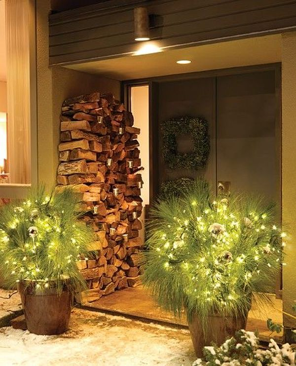 home decorating trends homedit - Year Round Christmas Lights