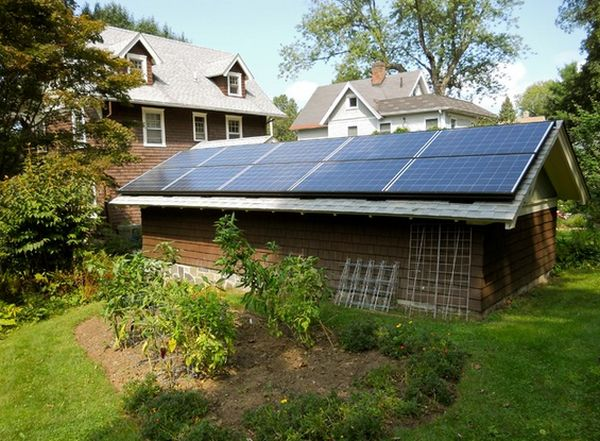 How To Use Solar Powered Features In Your Garden