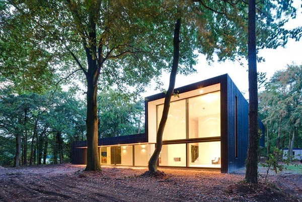 Geometric Home in Netherlands