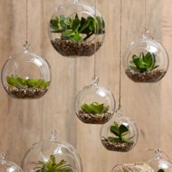 25 ways of including indoor plants into your home s d cor for Ways to hang plants inside