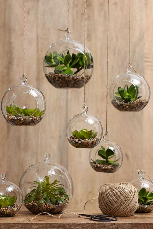 7 Stylish Ways To Use Indoor Plants In Your Homeu0027s Décor