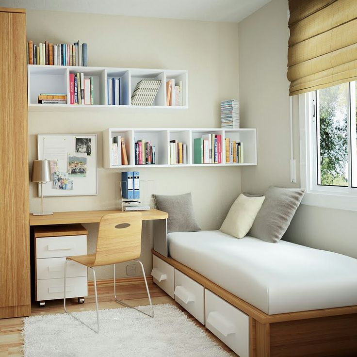 Second Home Decorating Ideas: How To Turn A Room Into A Study Space Without Stripping