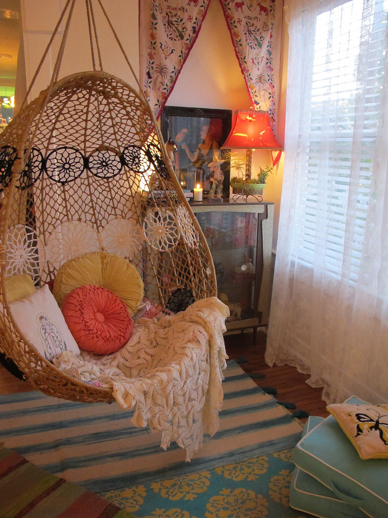 View In Gallery Get A Hanging Chair