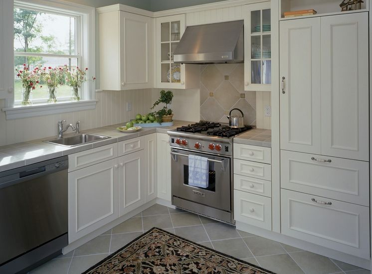 The Pros And Cons Of Electric Vs Gas Stoves Ideas For A Small Kitchen With Cook Top on