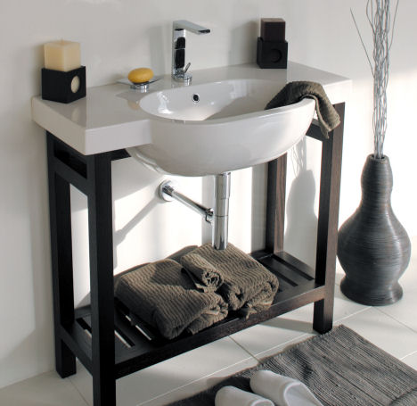 Which type of bathroom sink is right for you Used bathroom vanity with sink
