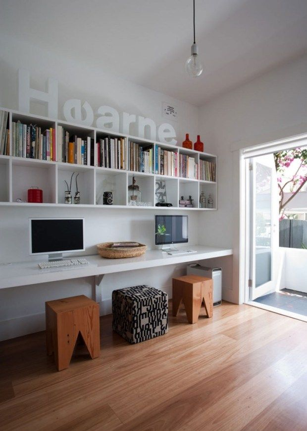 Charming How To Decorate And Furnish A Small Study Room