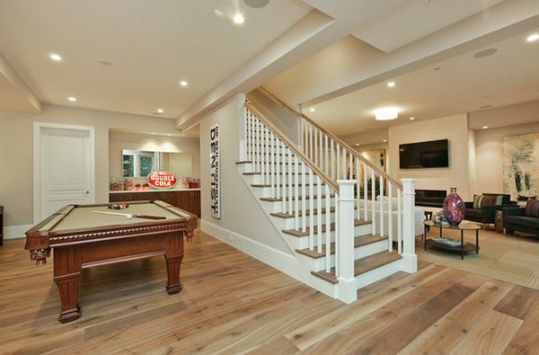 How To Transform Your Basement Into An Extra Room