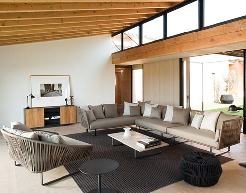 Bitta Modular Patio Furniture By Spanish Company Kettal - Kettal-muebles