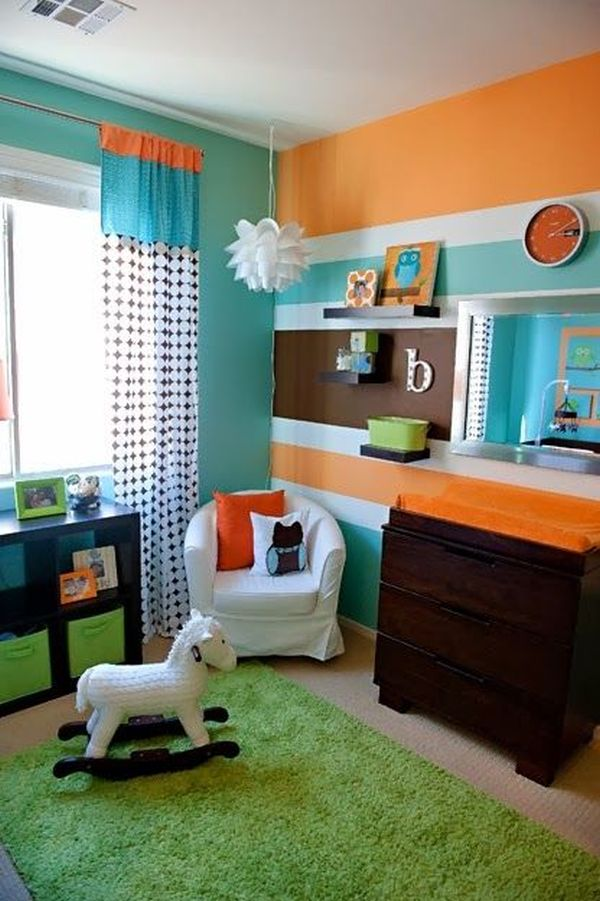 How To Choose The Right Colors For The Kids\' Rooms
