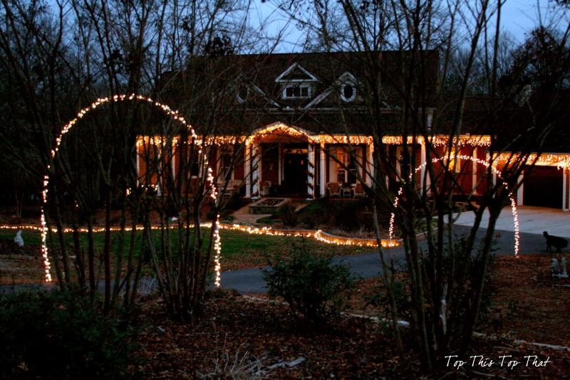how to decorate your house with christmas lights - How To Decorate Your House With Christmas Lights